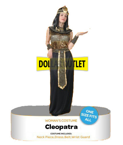 Cleopatra Egyptian Costume