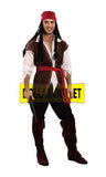 Jack Sparrow Pirate Outfit