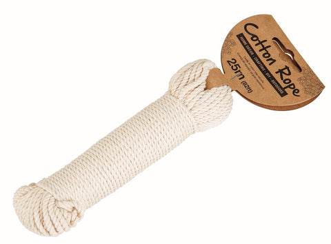 Cotton Rope 25m