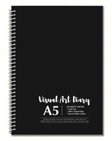 Visual Art Diary A5