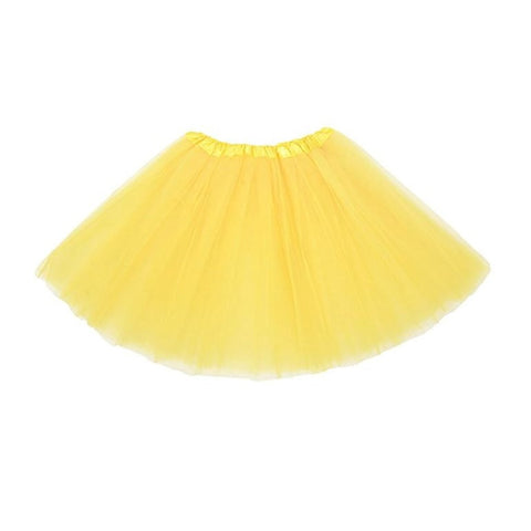 Tutu Adult Yellow