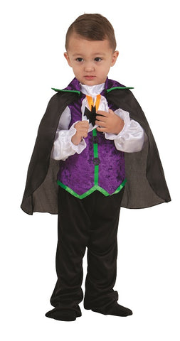 Costume Vampire Toddler