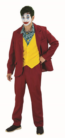 Costume Jokester Mens