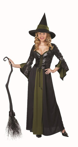 Costume Medieval Witch Ladies