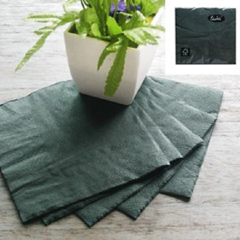 Napkins Black
