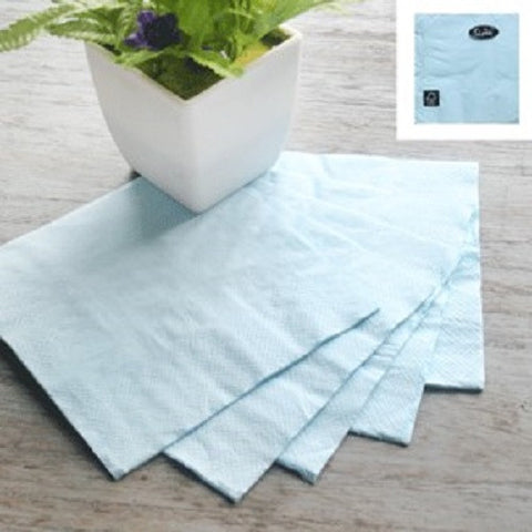 Napkins Light Blue
