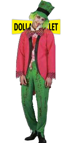Jester Joker Costume Halloween