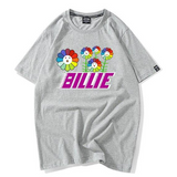 T-shirt Billie Eilish Flower