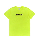 T-shirt Billie eilish Fluo