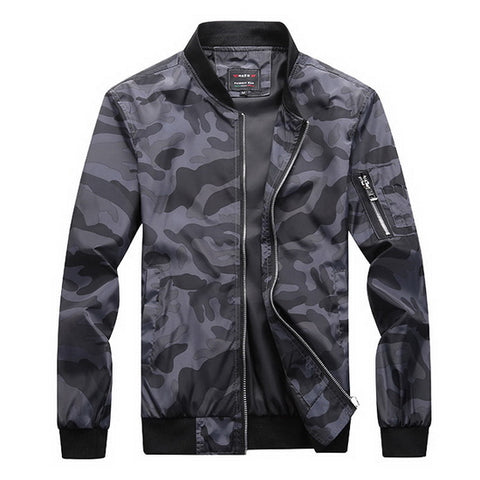 Bomber militaire