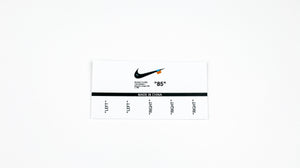 """Nike Off White"" AirPod Clear Case"