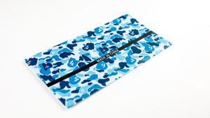 """CAMO"" AirPod Sticker Skin Vinyl Wrap (Blue)"