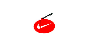 """NIKE"" AirPod Case (Red)"