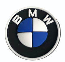 "Load image into Gallery viewer, ""BMW"" Croc Charm"