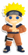 "Load image into Gallery viewer, ""Naruto"" Croc Charm"