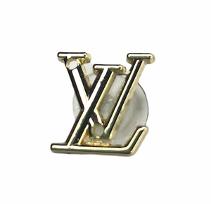 """LV Mini Gold"" Jewel Croc Charm"