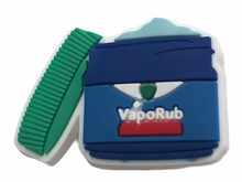 "Load image into Gallery viewer, ""Vaporub"" Croc Charm"