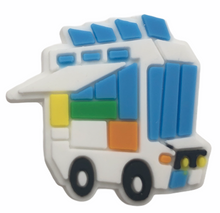 "Load image into Gallery viewer, ""Taco Truck"" Croc Charm"