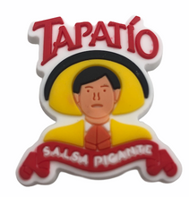 "Load image into Gallery viewer, ""Tapatio"" Croc Charm"