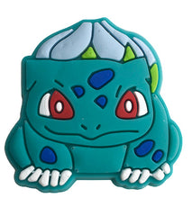 "Load image into Gallery viewer, ""Bulbasaur"" Croc Charm"