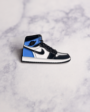 "Load image into Gallery viewer, ""Fragment"" Jordan 1 Enamel Pin"