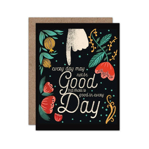 Olive & Company - Good Day Card