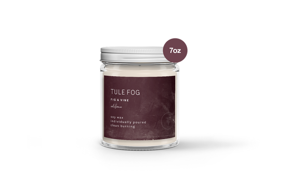 Fig + Vine Soy Candle 7oz