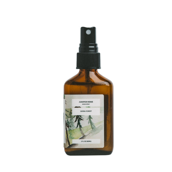 *New* Room Spray- Sierra Forest