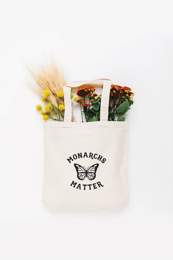 Monarchs Matter Tote Bag - Small