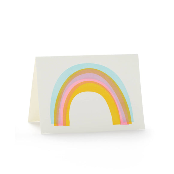Rainbow Notecard - Set of 6