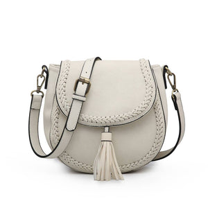 Front Tassel Saddle Bag