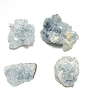 Celestite Rough Stone