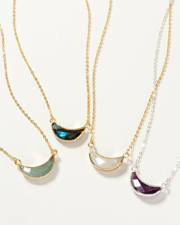 Eclipse Necklace - Gold