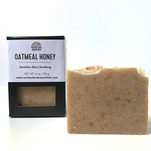 Oatmeal Honey Bar Soap