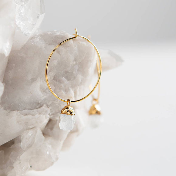 Moonstone Bella Earrings