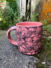 Load image into Gallery viewer, Flamingo Print Mug in Pink