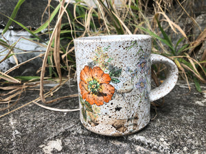 Little Deer Vintage Inspired Mug