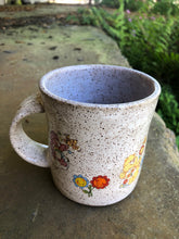 Load image into Gallery viewer, Vintage Care Bear Mug with Lavender Interior