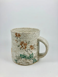 Cheer Bear Vintage Inspired Ceramic Mug