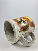 Load image into Gallery viewer, Autumn Owl Vintage Inspired Ceramic Mug