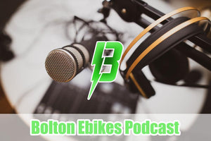 Andy is on Bolton Ebikes Podcast | Handlebar Jack