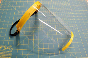 Making Open Source Face Shields | Handlebar Jack