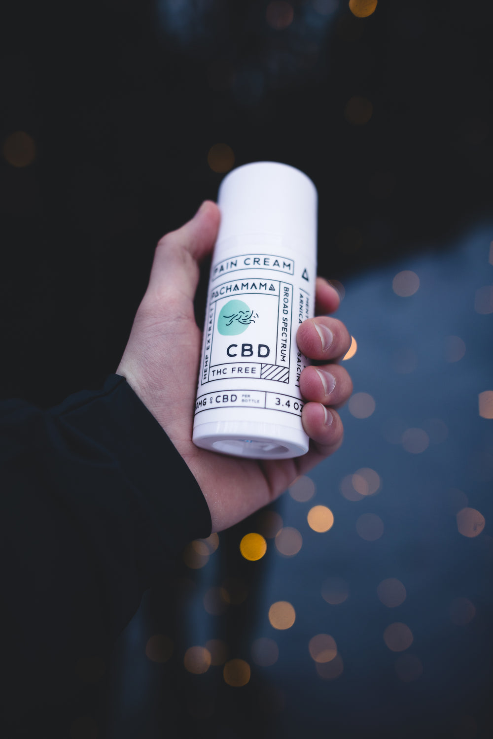 ICY RELIEF CBD Cream