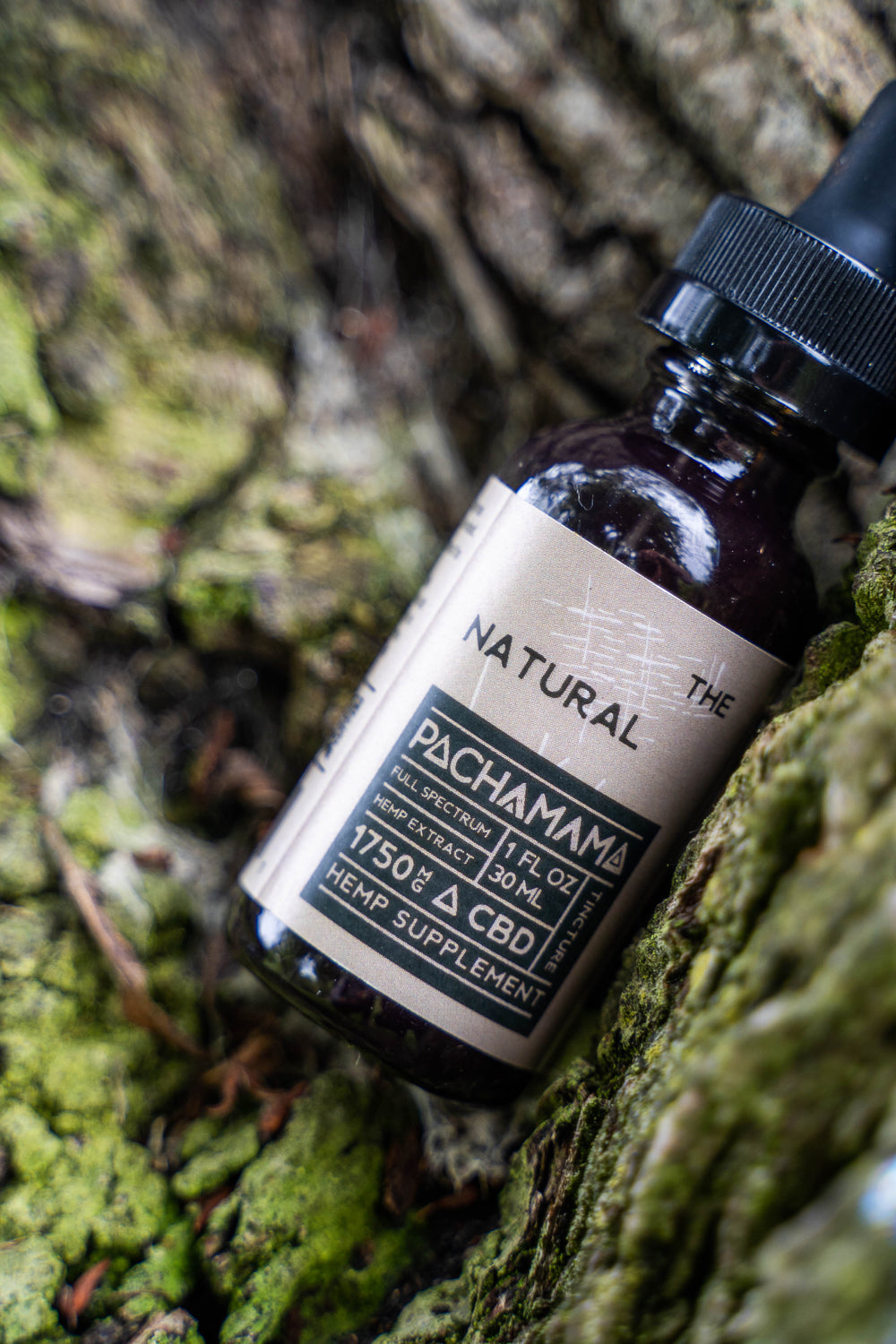 NATURAL FULL-SPECTRUM CBD Tincture