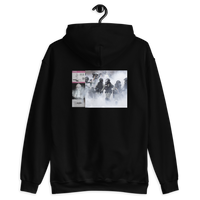 """our love is built on a strong foundation"" hoodie"