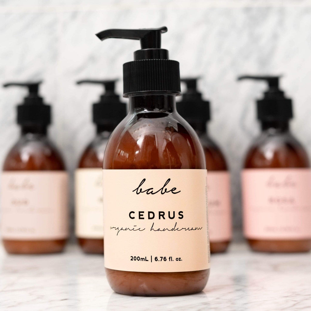 THE CEDRUS HAND & BODY CREAM