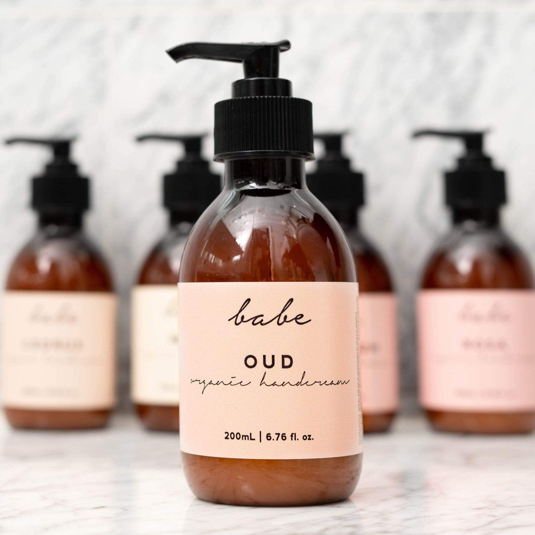 THE OUD HAND AND BODY CREAM
