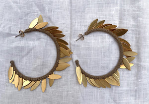 THE LEAF HOOPS