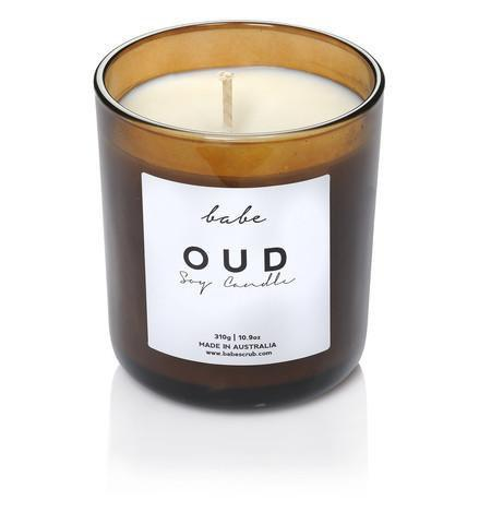 THE OUD CANDLE