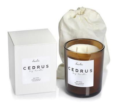 THE CEDRUS CANDLE